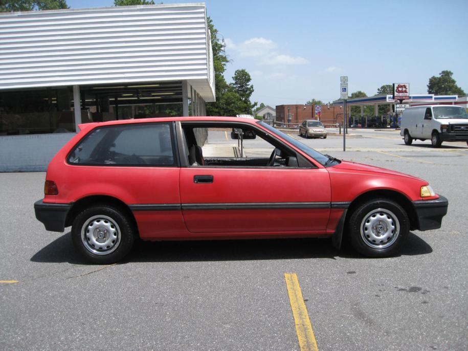 1989 Honda Civic Hatchback - Vinson Auto Group Wholesale